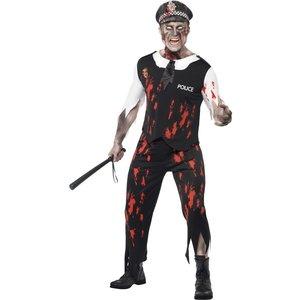 Zombiepolis maskeraddräkt