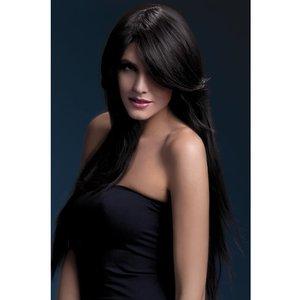 Amber peruk - brun